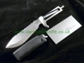 Dartmoor Survival Knife in Steel - Full Kit Boxed