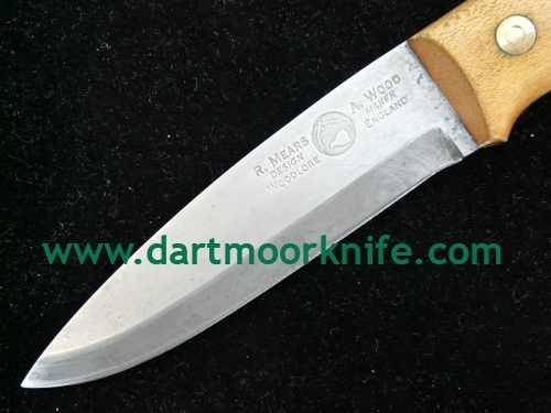 WOODLORE KNIFE FOR SALE ALAN WOOD RAY MEARS