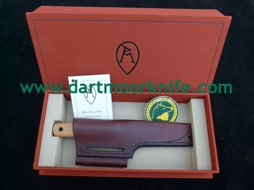RAY MEARS ALAN WOOD WOODLORE KNIFE FOR SALE