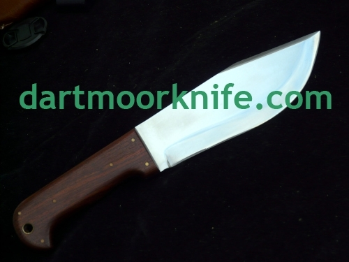 Alan Wood Survival Knife - Custom One Off