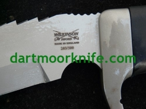 Dartmoor Knife for sale RARE Numbered Edition