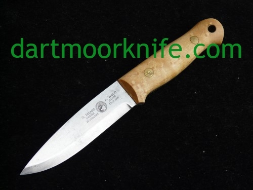 SELLING WOODLORE KNIFE RAY MEARS ALAN WOOD