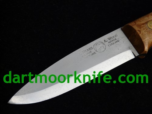 For Sale RAY MEARS WOODLORE KNIFE by ALAN WOOD