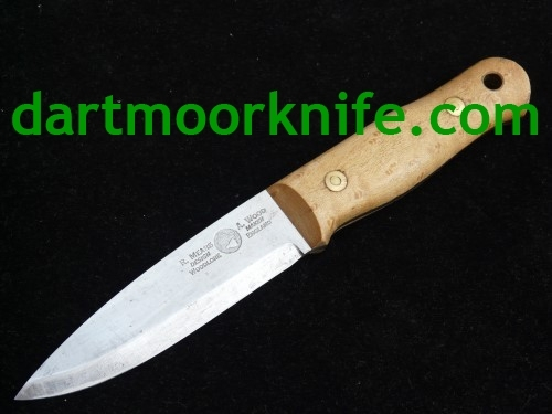 ALAN WOOD RAY MEARS WOODLORE KNIFE FOR SALE